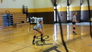 Volleyball workouts 6-13-16