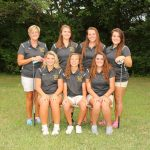 Lady Bears shoot a 233 in prep for weekend sectional