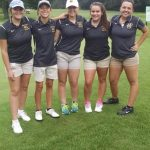 Lady Bears defeat Knights; Combs, Williams, team turn in best rounds