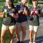Lady Bears 4th in MEC; Buis, Combs finish in top 10