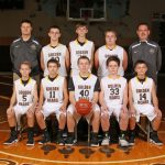 8th grade Bears battle, finish 2nd in County Tourney