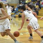 3rd ranked Lady Bears beat Sheridan, 53-37, advance to sectional semi-finals