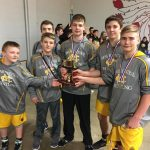 JH Wrestlers take 2nd at East Jay; 6 Bears claim titles
