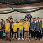 Boys track breaks 4 indoor records in opener