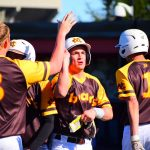 Two big innings lift Bears to 12-2 win over Union City