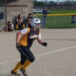 Yates shines in 1st start; Lady Bears beat Bearcats 12-1