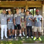 Bears take County golf title; 5 make All-County