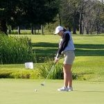 Lady Bear linksters sweep Bluffton, Jay County