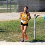 Cross country teams 2nd in 4-way; Norris takes first