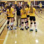 6th, 7th grade ladies beat Cowan