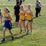 JH Ladies impressive in 4-way meet victory