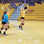 Wes-Del wins MEC match over Lady Bears