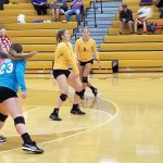 Lady Bears sweep Tri in preparation for weekend invitationals