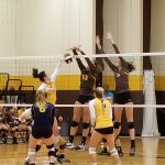 Lady Bears take MEC match over Shenandoah