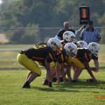 JH Bears do it all in 48-0 win over Northeastern