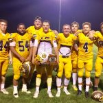 #3 Bears win Sr Night, Harvest Helmet game, 29-0