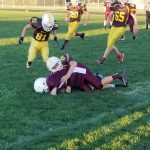 JH Bears win battle of unbeatens over Wes-Del, 38-22