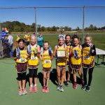 JH Ladies take MEC cross country crown