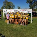 VB Sectional; Cross Country Regional 2017