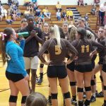 Lady Bears beat Lapel, fall to 2nd ranked Tigers in sectional final