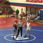 Jones goes 5-0 as MC Wrestlers open at Elwood Invitational
