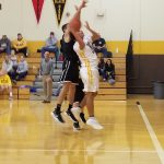 7th grade's barrage of 3's, Ullom's 25-footer gives JH Bears sweep of Driver