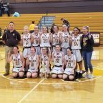 8th grade Lady Bears win tourney title, remain undefeated