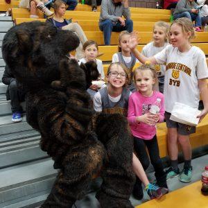 Lady Bears vs Daleville; BYB 12/21/2017