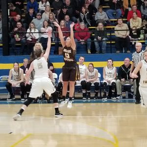 Lady Bears vs Winchester 1/5/2017 County semi-finals
