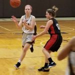 8th grade Lady Bears sweep West Jay, Selma – now 11-0