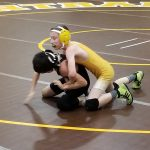 JH Wrestlers go 2-1 in triangular meet