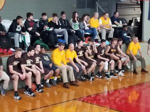 A Day at Hoosier Gym