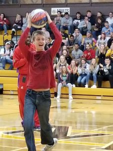 Harlem Wizards at MC