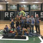 JH Wrestlers go Back-2-Back with County titles