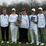 Golden Bear golfers take Burris Invite title