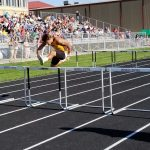 Mitchell advances to State Finals in 110 Hurdles