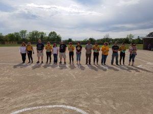 Softball Senior Night 2018