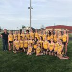 JH Lady Bears win County title; set 3 school records