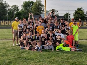 JH Track sweeps County titles
