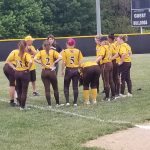 Alexandria hands Lady Bears 9-2 sectional loss
