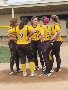 Softball Sectional at Lapel 5/21/18