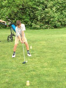 JH Golf team 2018