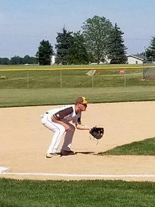 Baseball Sectional at Frankton