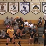Lady Bears Sweep Union City in Home Opener