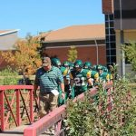 Dragon Football falls 14-55 to Meeker