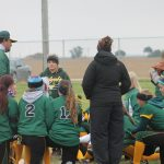 Lady Dragon Softball Beats Out Yuma.