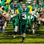 Dragon Football Pulls off Win for Homecoming!