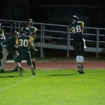 Dragon Football Clutches Win Over Eagles