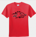 Shop Online at the Lobo Spirit Store