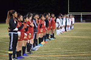 Varsity Girls Soccer vs Seneca Valley 13Oct2016